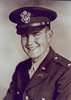 """1st Lieutenant James Henning Perry, Nashville, Georgia<br /> Jim Perry, also known around the Southeast as Uncle Jim Perry of Nashville, Georgia,  was born in May 1922 in Nashville, Georgia. He was the son of Edmond and Carrie Dorsey Perry and the brother of Mary Erneste Perry Houston and W. D. (Bill) Perry. He graduated from high school at Berrien County High, where he was a very likable all state football star, and headed to the University of Georgia for his higher education. World War II was rapidly escalating and in 1943 he was sent by Uncle Sam to OCS at Fort Benning to become an infantry officer.<br /> After training, Jim was assigned to the 4th Infantry Division and sent to England to prepare for the great invasion of Europe. On D-Day, June 6, 1944, he landed on Utah Beach, Normandy, France. He stated that the beach was so littered with dead bodies and discarded military gear that his foot never touched the sand on the beach. """"Welcome to France"""" for a small town country boy who had not been out of Georgia until his induction in the U. S. Army. This was quite a shock. 1st Lt. Jim Perry went on to fight at the Battle of St. Lo, France, July 25, 1944 (Silver Star); Liberation of Paris, August 15, 1944 (French Croix de Guerre); Battle of the Huertgen Forest, November 30, 1944 (Army Accommodation Medal for Valor); Battle of Baston, known as the Battle of the Bulge (Purple heart for injuries) and the surrender of Nazi Germany, May 7, 1945.<br /> He returned to the United States and was discharged from the Army as a shell shocked combat veteran of some of the worst and most dreadful warfare that has ever been fought in Europe. His medals and awards include the Silver Star, the Army Accommodation Medal for Valor, Purple Heart, the Expert Infantryman's badge, three campaign ribbons for the war in Europe and the National Defense Medal. General Charles DeGaulle gave him the French Croix de Guerre, a medal equivalent to the Distinguished Service Cross given by the U. S. """