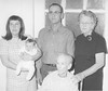 Five Generations - Peters Family, February 1971