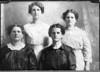 Daughters of Wm L and Caroline Melvina Walker Peters