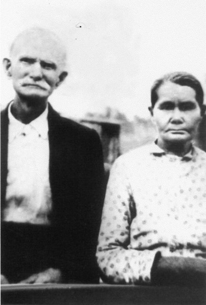 William M. Pierce, son of William C.,  and his wife Alice Powell Pierce, about 1885<br /> Photo courtesy of Naomi Ganas