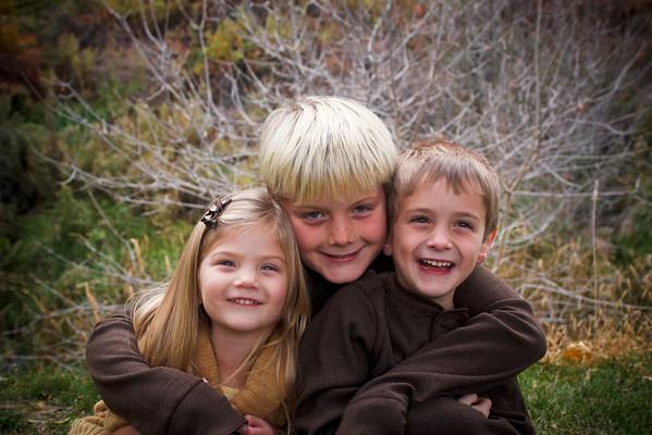Atkin Family 11 Nov. 2011