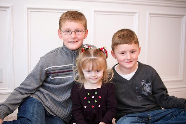 Ball Family 10 December 2011
