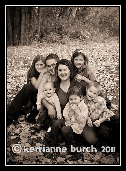 Stimpson Family 23 Oct. 2011
