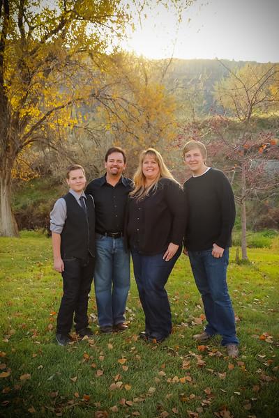Collins Family   08 November 2014