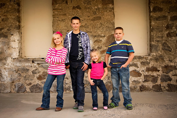 Humble Family 28 Oct. 2012