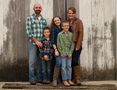 Olson Family 2017