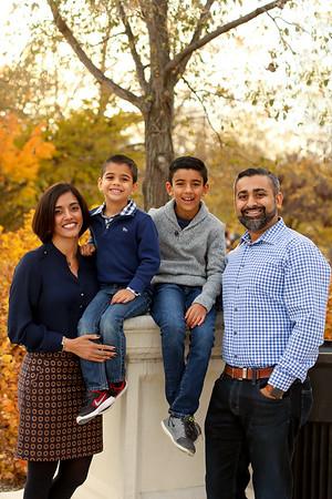 Patel Family- Fall 2017