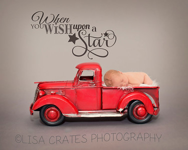 words marigold Red Truck