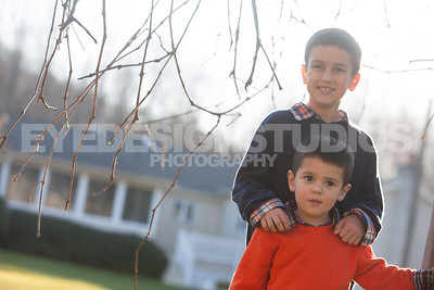 Portrait: Manganello Family