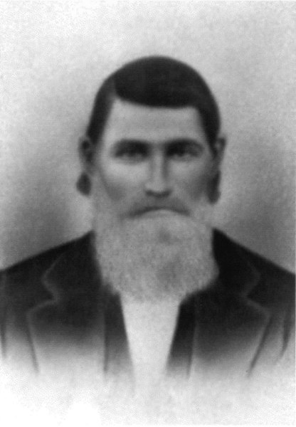 James Richardson came to then Berrien County, later Lanier County from Colquitt county about 1858. Photo courtesy of Agnes Curry Mancil