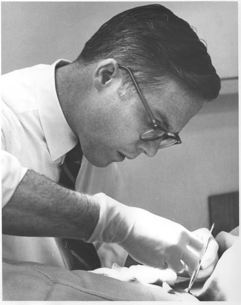 Dr. Henry Richbourg, 1970