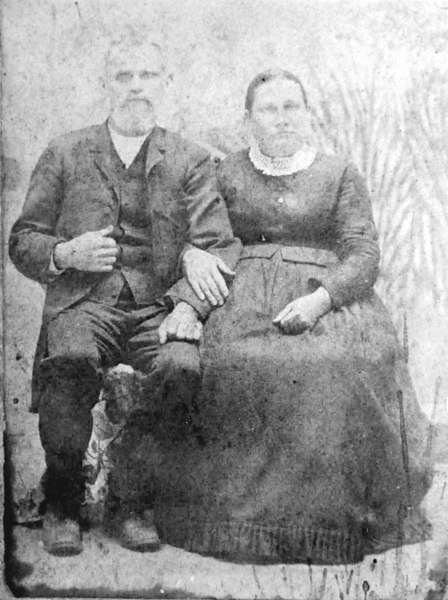 William T. Rigell and his wife, Rowena Sirmans Rigell