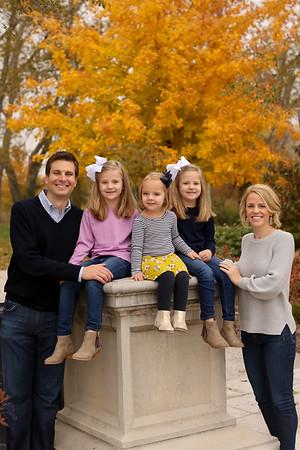 Reichardt Family- Fall 2017