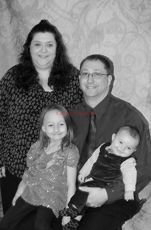 Rob & Christina's Family   2012
