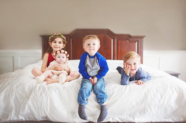 Robertson & Babini {Sisters-Family}
