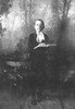 """Fondren Willie Mitchell Shaw, most commonly known as F.W.M.  """"Preacher"""" Shaw, son of Jesse Shelby """"Dock"""" Shaw and Susie Bullard Shaw. """"Preacher"""" also served as a Berrien County Commissioner. This photo was most likely what prompted  his life-long nickname."""