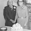 Mr. and Mrs. Turner Scruggs 50th Anniversary, March 1971