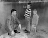 Eugene Shearl, Mike Shearl, Dean Luke - May 1967