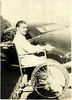 Charlie Simpson, wounded in WWII, confined to a wheel chair for remainder of his life. Received gift of this car when he returned from service.