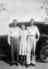Ernest Smith and his brother and his wife.