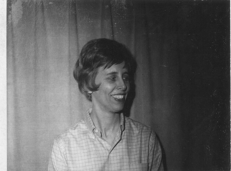 Sylvia Stallings late 1960s or early 1970s