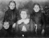 Lawrence Studstill children: Standing, Mae, Callie; seated, Emily, Ada Bell.