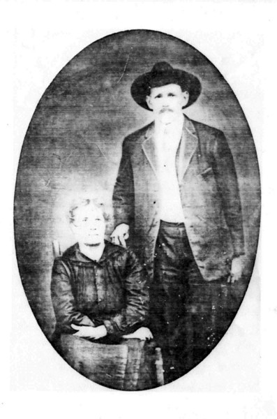 Eliza Fender Swain and Stephen Swain<br /> Photo courtesy of Frances Gray Plair