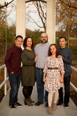 Schneiderheinze Family- Fall 2017