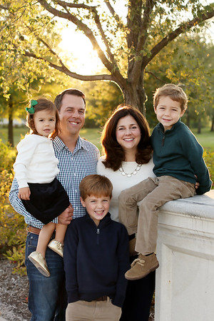 Scott & Emily Sedlak Family- Fall 2017