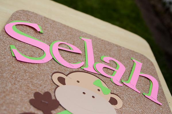 Selah 1st B-Day Party