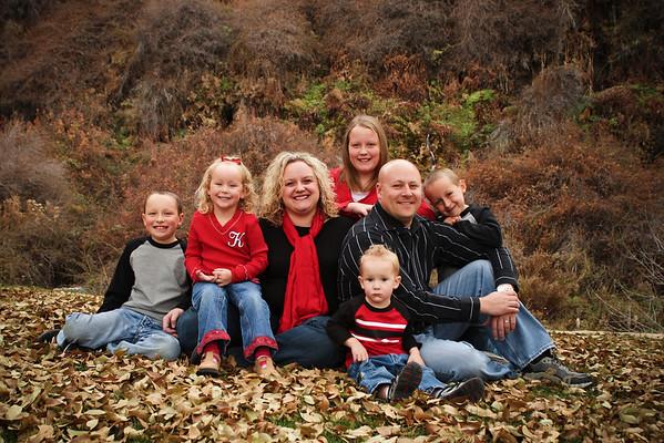 Weigt Family 20 Nov 2009