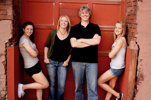 Sorensen Family 2011