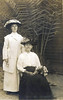 Tabitha Parrish Taylor, born 1852, and her daughter Mittie. Tabitha was married to William J. Taylor, born 1847. Photo courtesy of Bryan Shaw