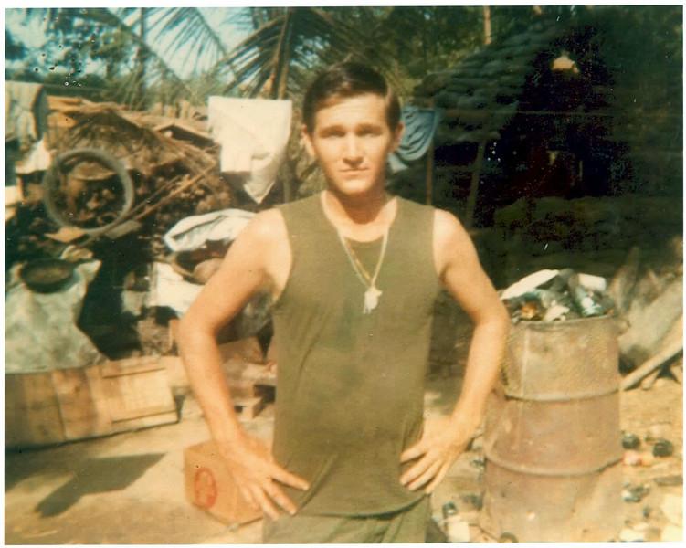 Bennie Thomas, US Army