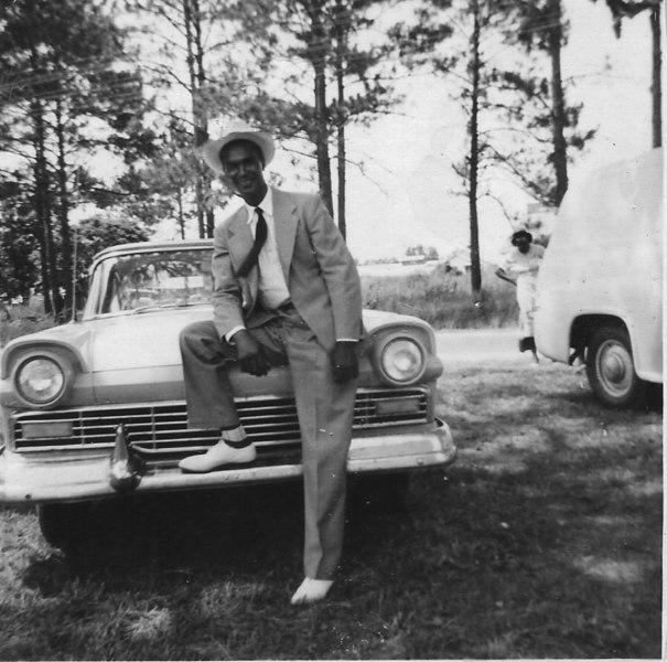 Eddie C. Tookes, circa 1960s