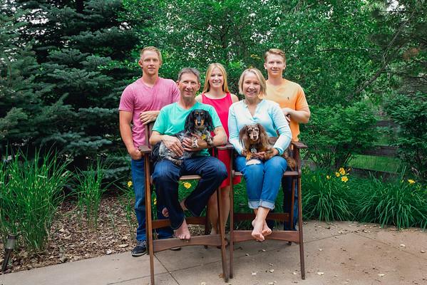 The Carstensen Family
