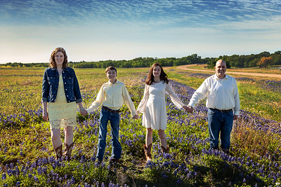 The French Family Portrait Session