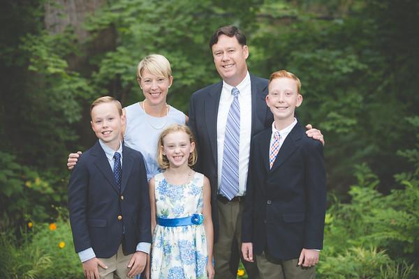 The McGlynn Family