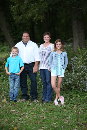 The Winfrey Family