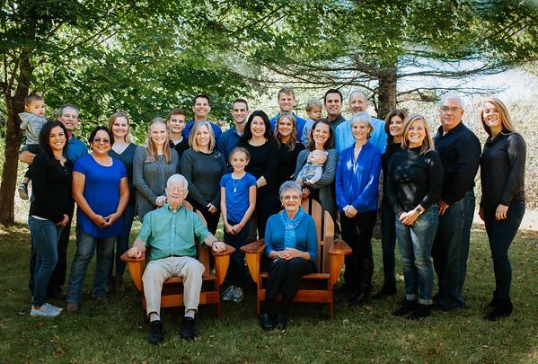 Trask Extended Family