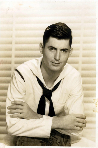 Hubert Warr, US Navy
