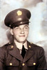 SGT Arthur Webb<br /> Alapaha, Georgia<br /> <br /> <br /> Arthur Webb was born on May 10, 1920, in Berrien County to Mitchell Jordan Webb and Sarah Jane Solomon Webb. He was raised on the family farm just north of Alapaha, Georgia, near Mt. Paron Church.<br /> Arthur Webb was drafted into the U. S. Army on March 3, 1942. He reported to Fort McPherson, Georgia, from Berrien County. PVT. Arthur Webb attended flight B565 School Squadron in Jefferson Barracks, Missouri.<br /> Sergeant Arthur Webb served in Okinawa in the South Pacific during World War II, where his Army group was changed to AAF Army Air Force. His occupation in the military was Truck Driver Light, Number 345. His military qualification was MM. Garhino 1st CI Gunner TSHG Exp MTMG. He fought in the following battles and campaigns: Air Offensive Japan GO 40 WD 45, China Offensive GO 75 WD 45 and Eastern mandates GO 48 WD 45. Decorations received for his service were American Service Medal, Asiatic Pacific Service Medal - Lapel Button issued. Highest grade held was SGT. SGT. Arthur Webb received an Honorable discharge on December 8, 1945, after serving two and one-half years (March 3, 1942-December 8, 1945). His separation was at the place he started his service, Fort McPherson, Georgia.<br /> Arthur Webb died on December 28, 1948, from injuries he received in a car accident. He is buried at Mt. Paron Church cemetery and the following is engraved on his tombstone:<br /> <br />         Arthur Webb<br />         SGT 655 AAF Bomb SQ.<br />         Army Air Force<br />         World War II<br />         March 3, 1942 - Dec. 8, 1945<br />         Okinawa<br />         South Pacific