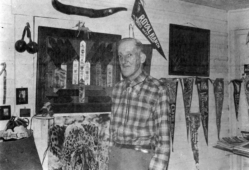 Jack Willis - April 1975<br /> Jack had a very unusual talent in art. He often would entertain school students with his ability to draw.