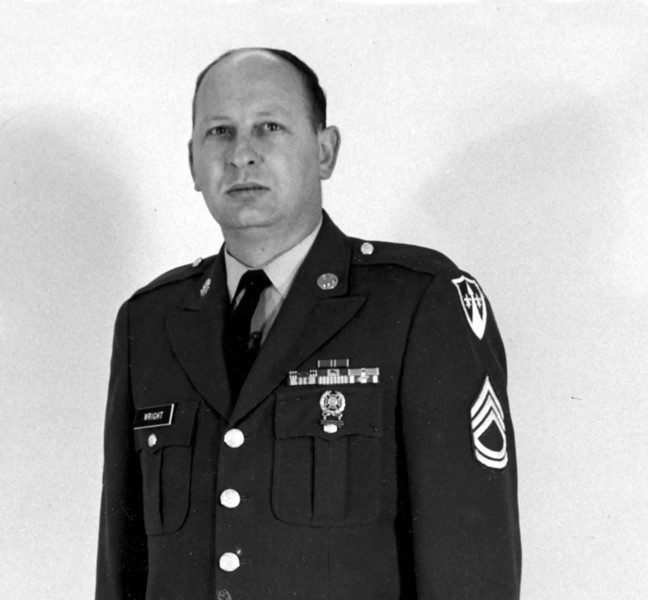 Eugene F. Wright, US Army