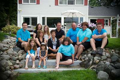Walker Family   -   Aug 2014