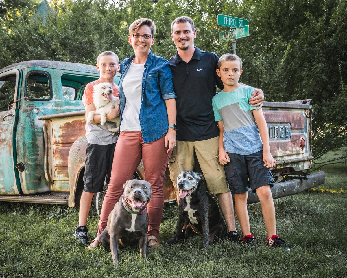 Whitney Klien Family