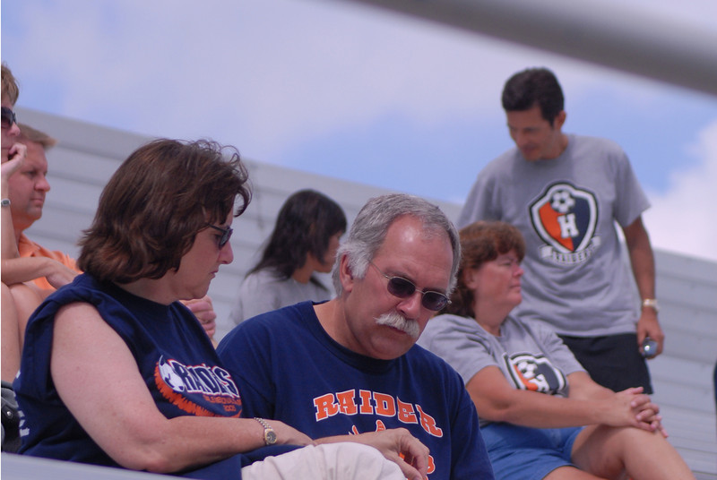 """August 29, 2009 <br />  12:31 PM <br />  """"at the game"""" <br /> Hamilton Southeastern vs Harrison"""