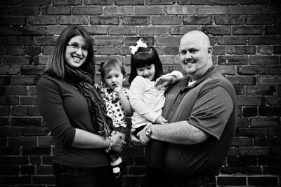 The Williams Family {Fall 2012}