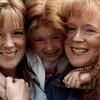 Redheads trio