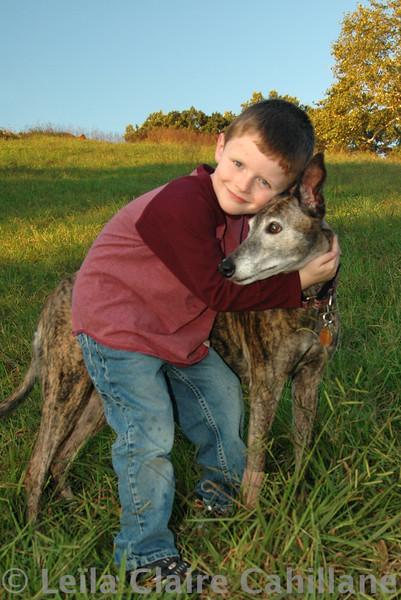 I love my grayhound